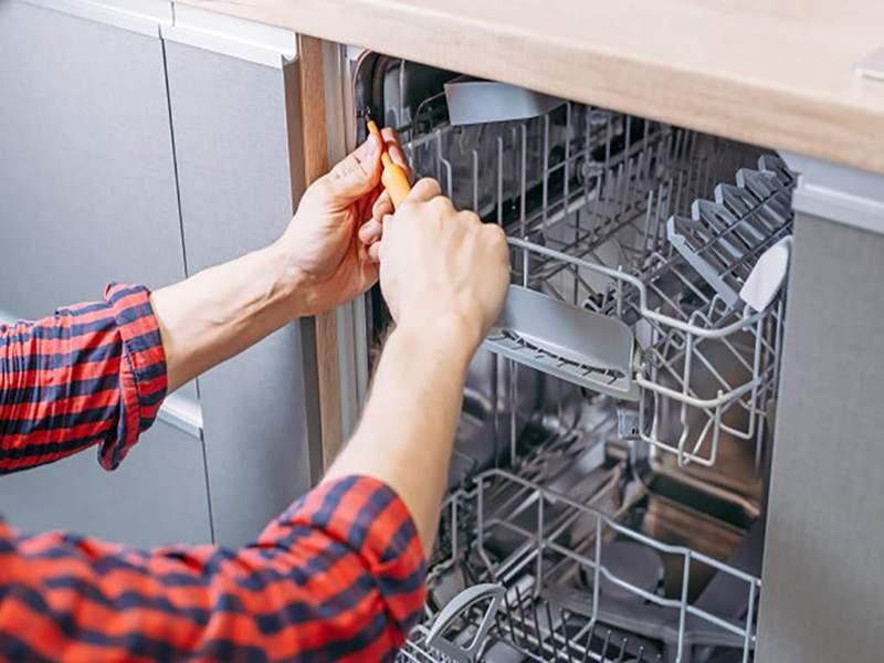 دست به آچار - تعمیر ماشین ظرفشویی