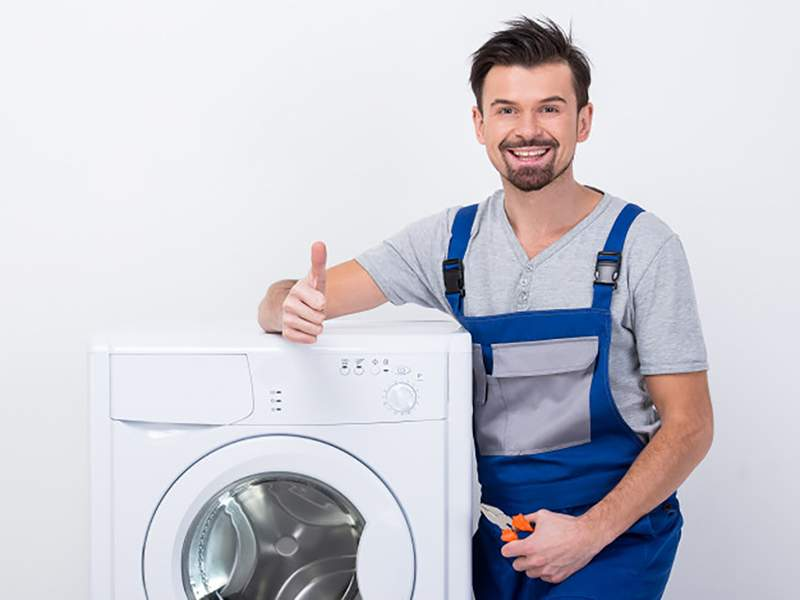 دست به آچار - نصب ماشین لباسشویی