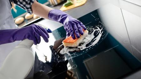 نظافت اجاق گاز - دست به آچار ۳